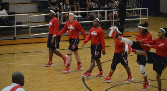 Lady Trojan Basketball @ Putnam-01/26/16