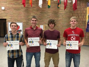 Boys Soccer All Conference Awards