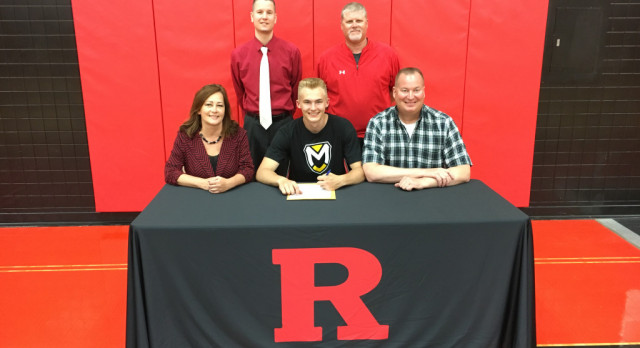 Balch Signs with Manchester