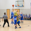 7th Grade Girls Basketball Photos Vs Mason CC on September 14, 2017