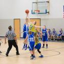 7th Grade Girls Basketball Photos Vs Mason CC on September 14, 2017