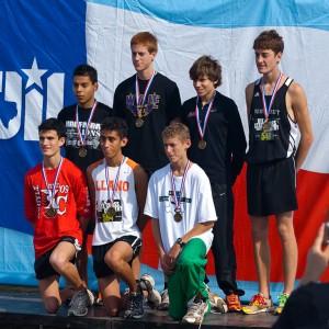 2009 3A Boys 9th Place - Jake Hervey