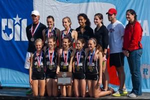Lovejoy Girls XC State Runner Up 2009