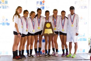Lovejoy GIrls 2011 XC State Champs