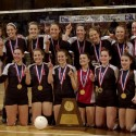Varstiy Volleyball State Championships all years