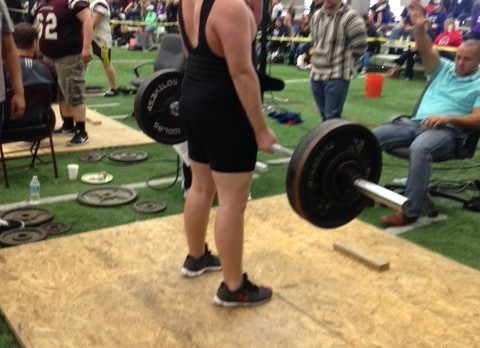 Highland Park Powerlifting Meet – Results