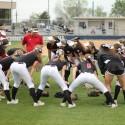 Softball vs. McKinney High, 2016