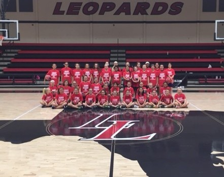 Own The Future-Lady Leopard Basketball Camp 2016