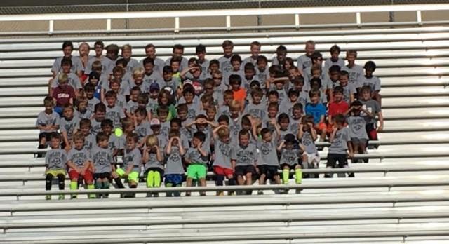 Leopard Boys Soccer Camp