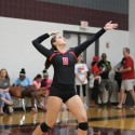 2016 Non-District Volleyball Action