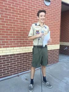Bradley Eagle Scout