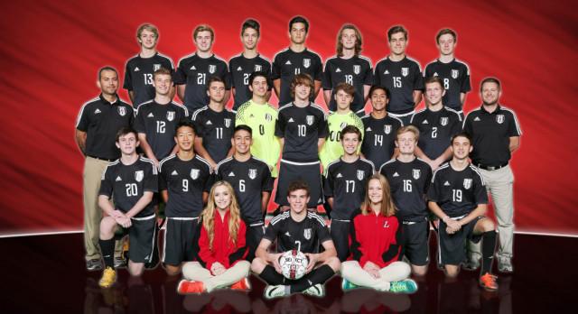 Varsity Soccer in Allen Showcase