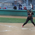 Leopard Softball Scrimmages, 2017 – Avery Cordina