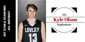 Kyle 1st Team