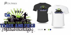 area meet shirts