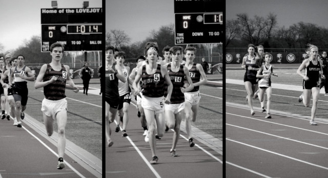 Lovejoy Spring Distance Festival Results