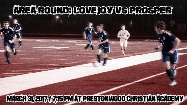 Area round Lovejoy vs Prosper