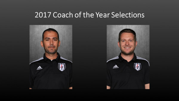 2017 Coach of the Year Selections