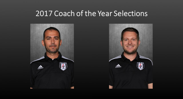 Boys Soccer Coaches Earn Recognition