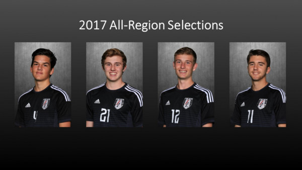 2017 All-Region Selections
