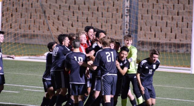 Boys Soccer Season Ends at the Regional Tournament