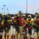 Leopard Softball – 2017 Senior Night