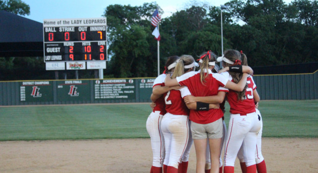 UIL Bi-District State Playoffs – Lady Leopard Softball