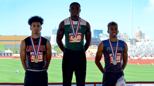 Chase Van Wagoner Finishes 3rd at UIL State Track and Field Championships