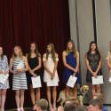 Girls' team record holders
