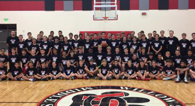 Lovejoy Elite Basketball Camp Finishes Summer Season