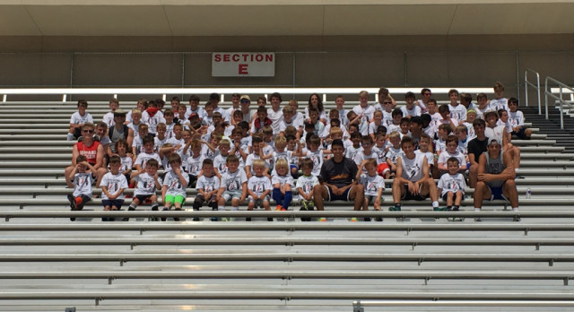 Leopard Boys Soccer Camp