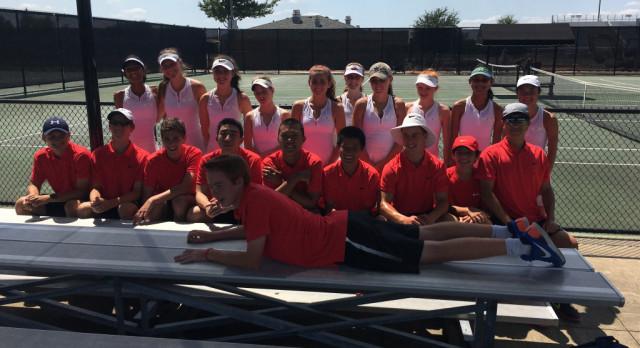 Lovejoy Varsity Tennis Ranked #6 in Texas