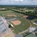 Softball Facility – Drone, Courtesy of Mike Motsney
