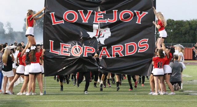 Varsity Football Photos vs Highland Park Posted