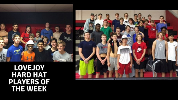 Lovejoy Hard Hat Players of the Week (2)