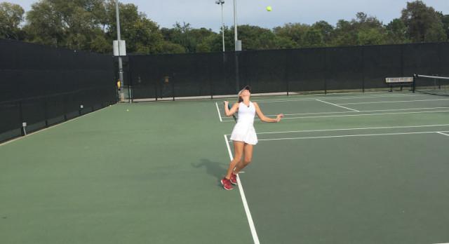 Lovejoy Varsity and JV Tennis Shutout Forney 19-0