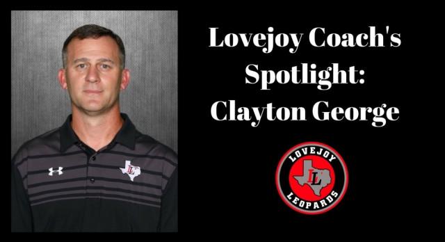 Coaches Spotlight:  Clayton George