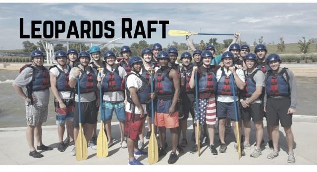 Basketball Team Rafts in Oklahoma