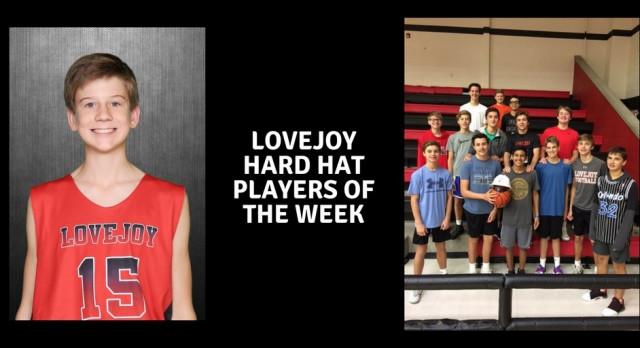 Hard Hat Players of the Week: Jared Langs, Michael Calhoun, & Roman Vargas