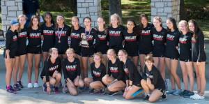 JV Girls Dist Runner Up 17
