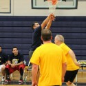 2013 Men's Alumni Basketball Game