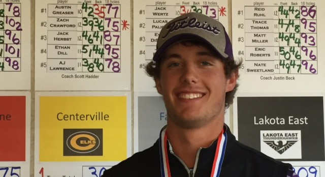 Crawford Headed to State