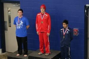 Swim 2 Medal