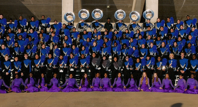 North Crowley Band to Compete at National Competition