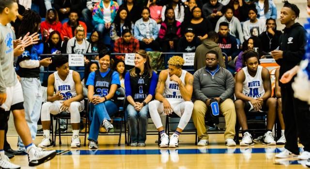 NC Men's Basketball – Teacher Appreciation Night