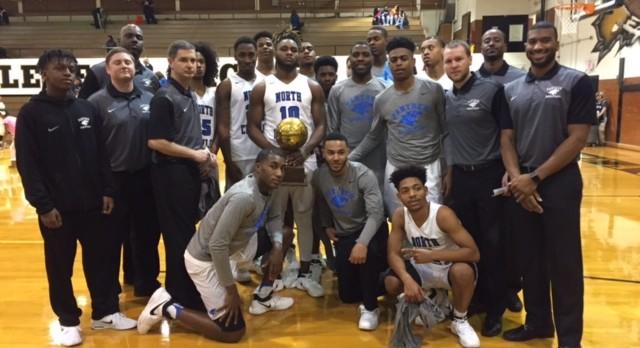 Men's Basketball – Survive & Advance