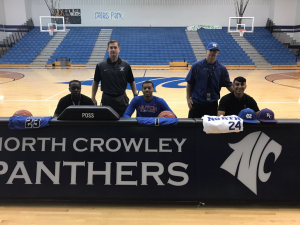 North Crowley Signees
