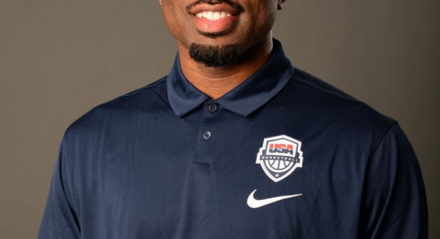 Keith Langford Continues Work w/USA Basketball