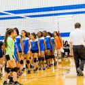 Volleyball Freshmen vs. Lamar 09-12-17