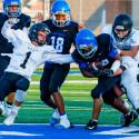 Football Junior Varsity vs. Cleburne 09-14-17